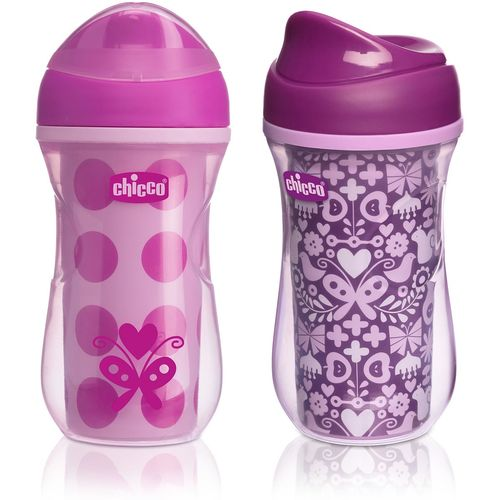 Chicco NaturalFit 9oz Rim Spout Cup