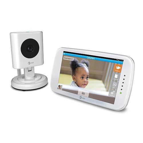 AT&T Smart Link 4.3 Inch Touch Screen Video Monitor