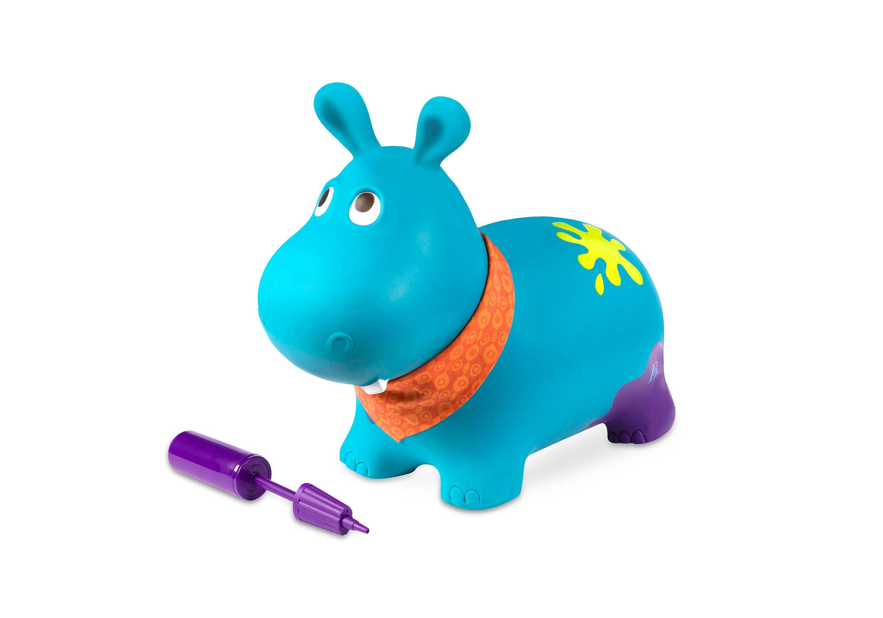 B. Bouncy Boing Bouncing Hippo