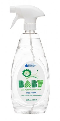 Berkley Green Baby All Purpose Cleaner