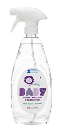 Berkley Green Baby Nursery Refresher and Odor Remover