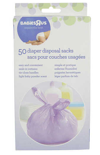 Disposable Diaper Bags