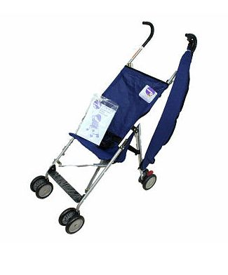 Babies R Us Umbrella Stroller - Navy