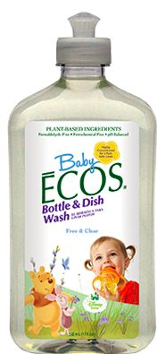 Baby ECOS Bottle & Dish Wash