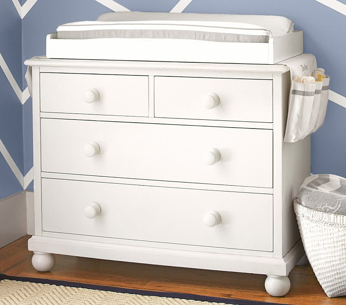 Catalina Dresser & Changing Table