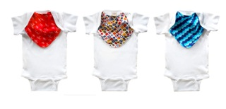 Cheekie Charile Bib Sets