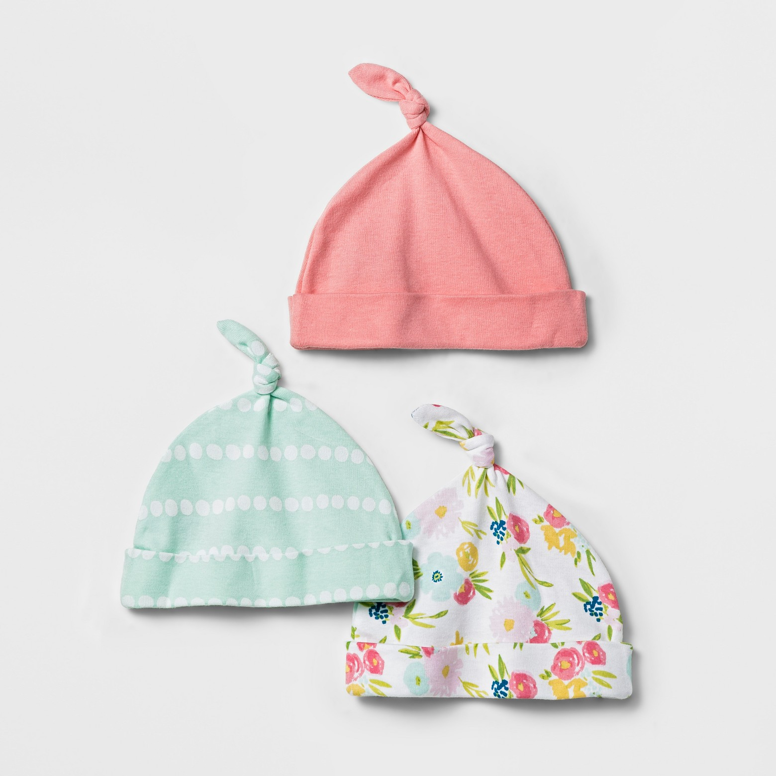 Cloud Island Baby Hats