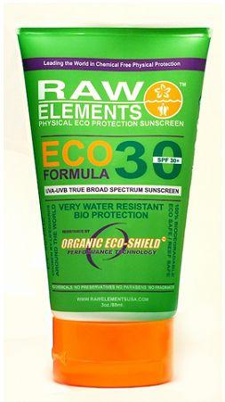 ECO Formula 30+ Sunscreen
