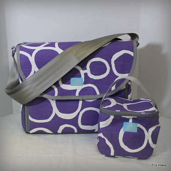 Ella Alana Custom Breast Pump Bag