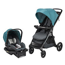 Evenflo Lux 24 Travel System with Litemax 35 Car Seat