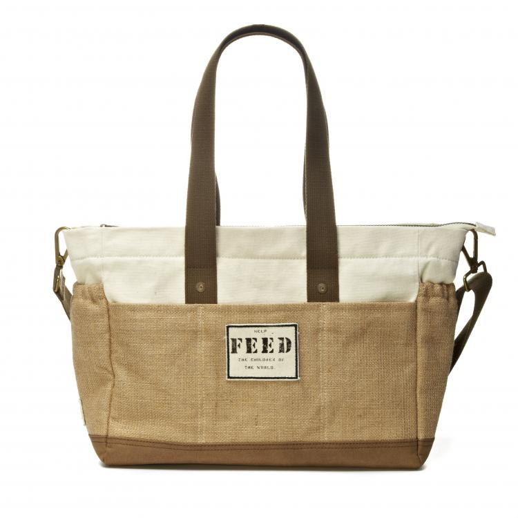 Feed + Honest Diaper Bag