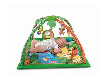 Fisher-Price Lion King Activity Center