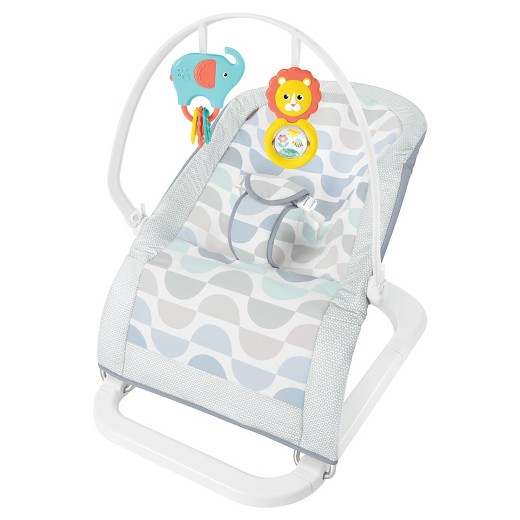 Fisher-Price Fold Flat Bouncer Restage - Crescent Bliss