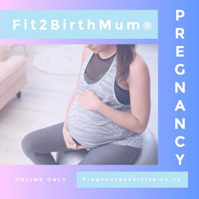Fit Mum Pre and Post-natal programs