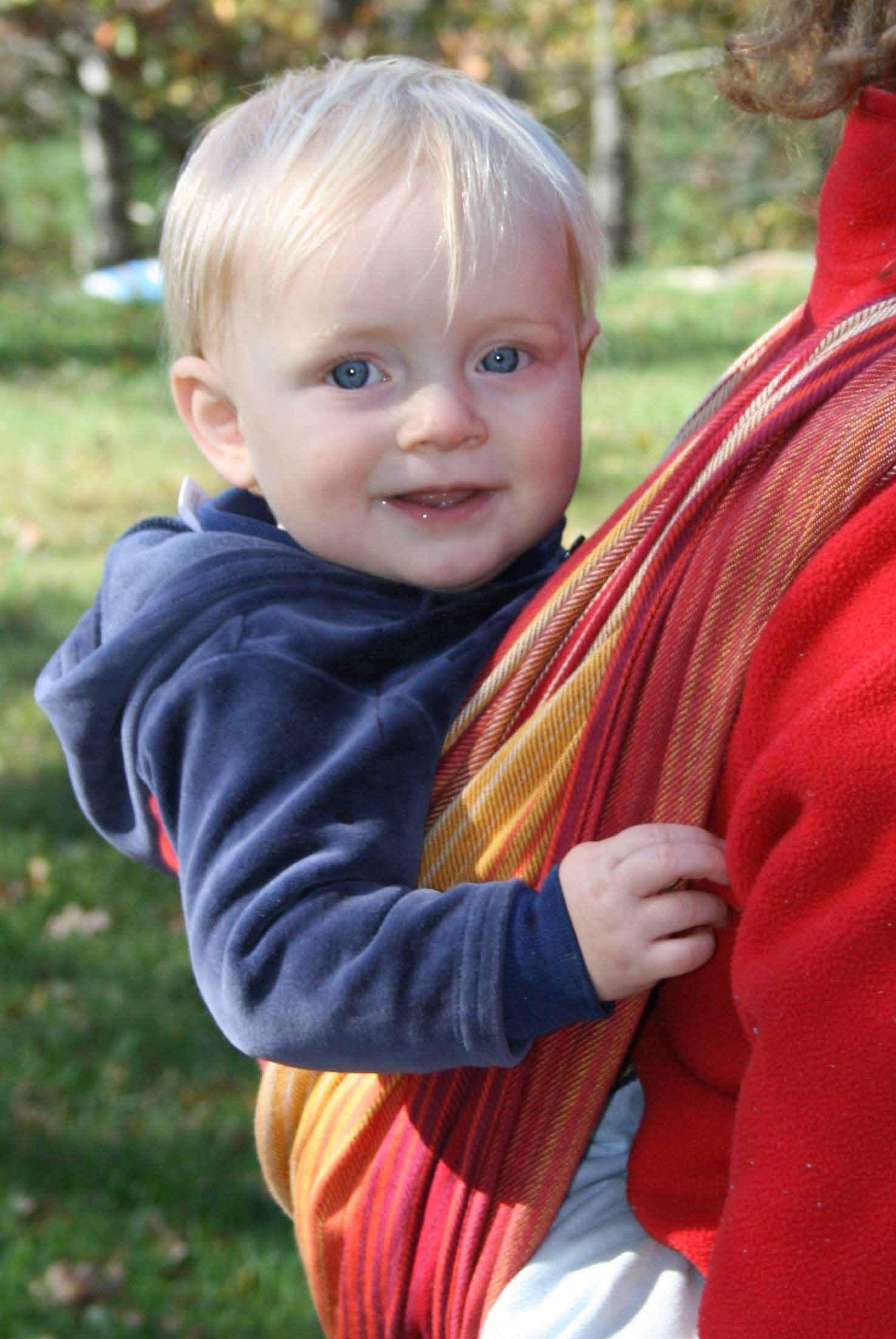 Girasol Woven Wrap Carrier