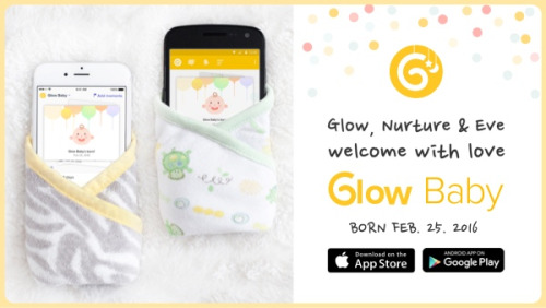 Glow Baby App