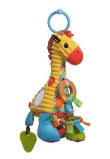 Infantino Go Gaga Playtime Pal Giraffe