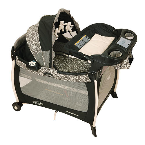Graco Pack 'n Play Silhouette Play Yard