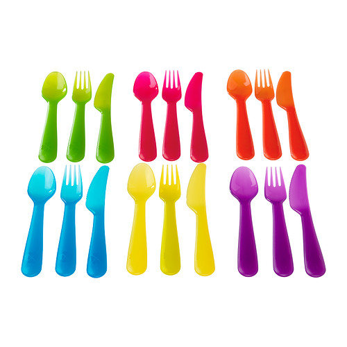 IKEA Kalas 18-piece flatware set