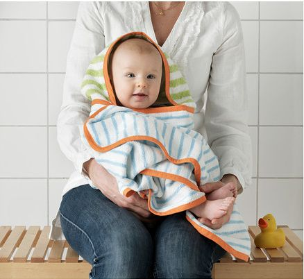 Ikea STÄNKA Baby Towel With Hood