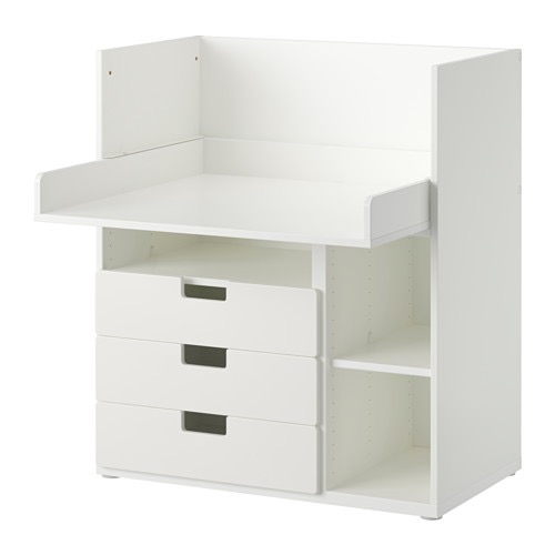 Ikea Stuva cot with drawers