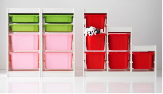Ikea Trofast Toy Storage Units