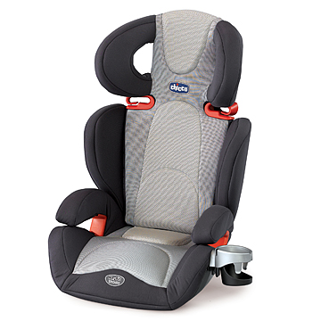 Chicco Kidfit Booster Carseat