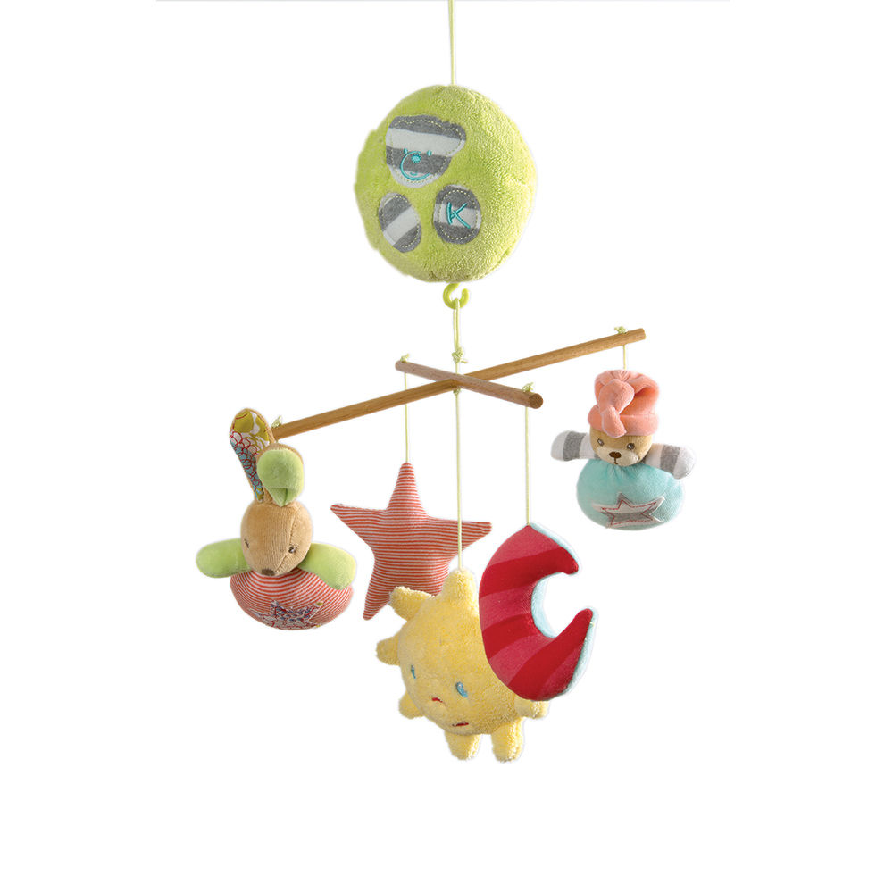 Kaloo Bliss Musical Crib Mobile