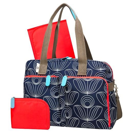 Orla Kiely Tote Diaper Bag