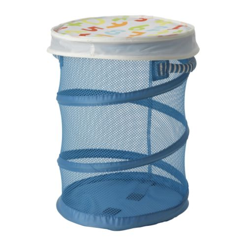 IKEA Kusiner Mesh Basket With Lid