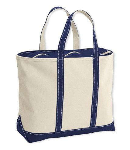 LL Bean Boat & Tote bag