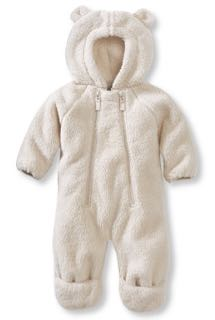Infants' Hi-Loft Fleece Coveralls