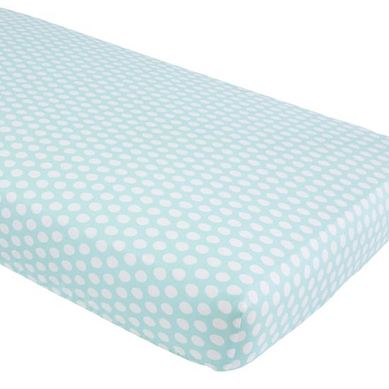 Land of Nod Well Nested Crib Fitted Sheet