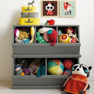 Land of Nod Storagepalooza Toy Bins