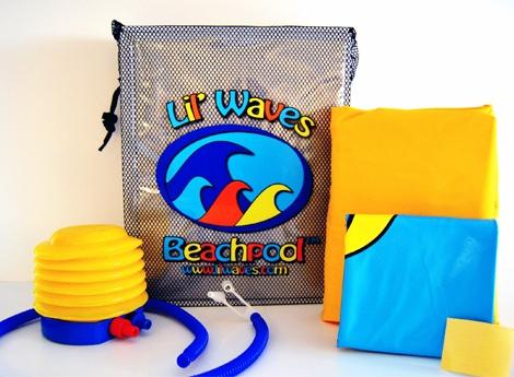 Lil' Waves Beach Pool Kit