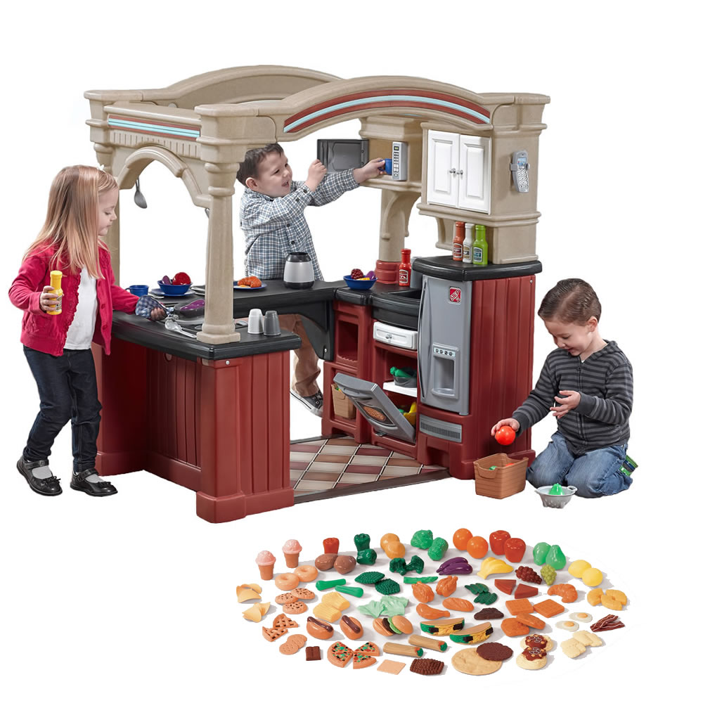 Little Tikes Grand Walk-In Kitchen