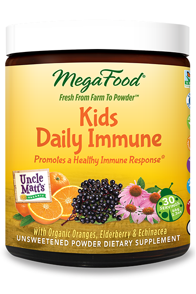 Megafood Kids Daily Immune Supplement