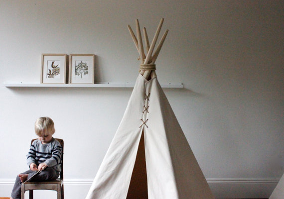 House Inhabit Teepee