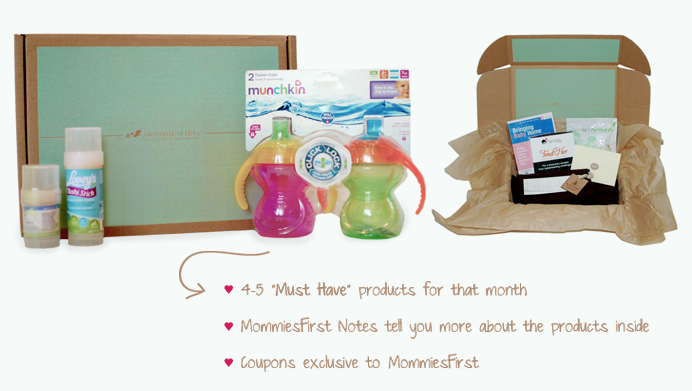Mommies First Subscription Box