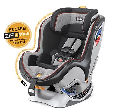 Chicco Next Fit Zip Convertible Car Seat
