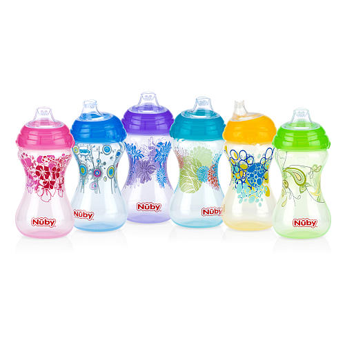 Nuby No Spill Soft Spout Cup
