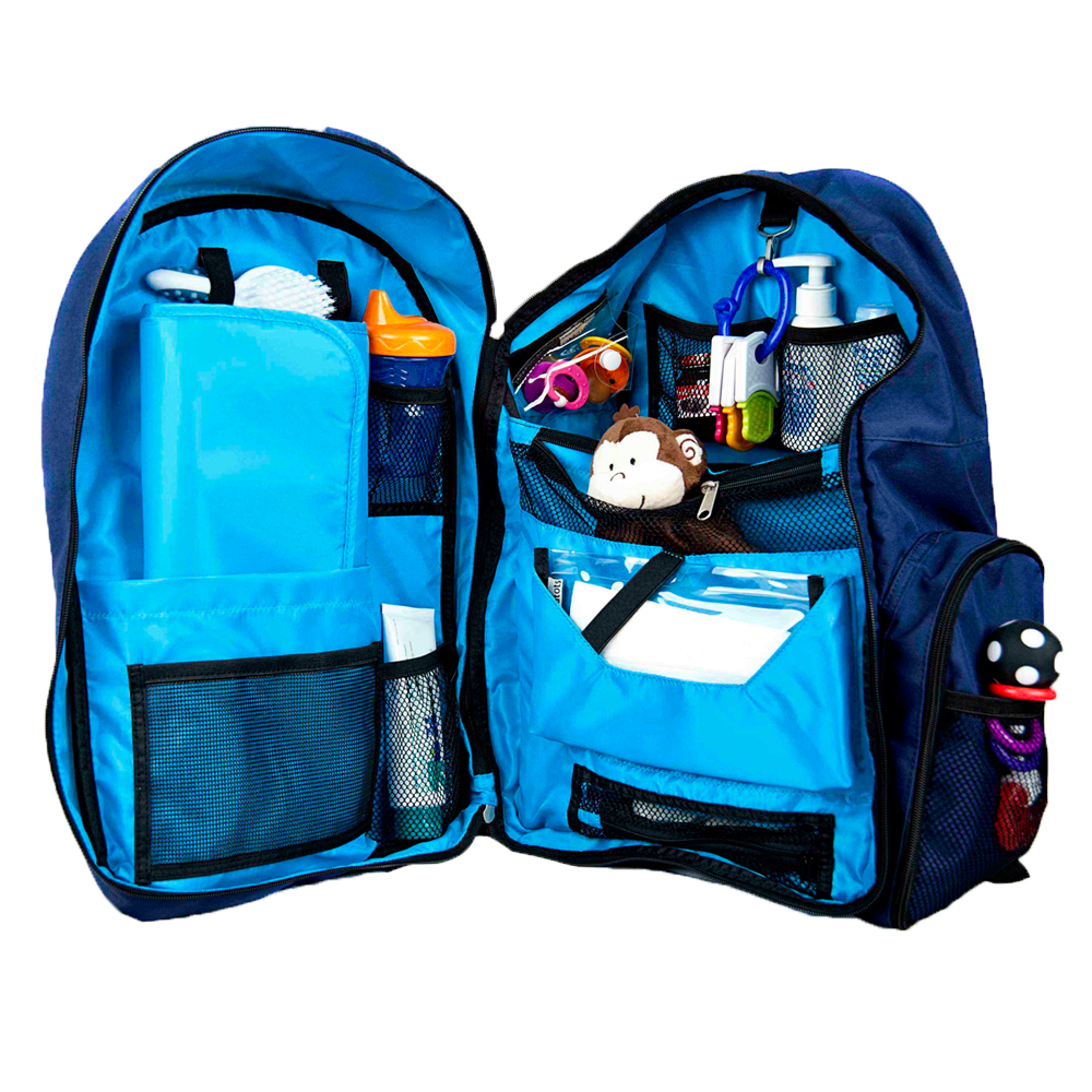 Okkatots Travel Baby Depot Bag