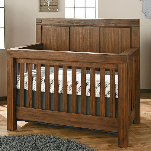 Oxford Baby Piermont 4-in-1 Convertible Crib