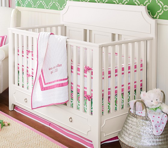 Pottery Barn Ava Regency Crib