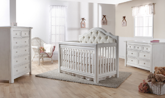 Pali Crib and Nursery Furniture