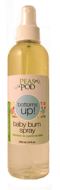Peas in a Pod Bottoms Up Spray