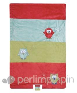 Perlim Pinpin Blanket