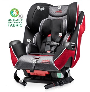 Evenflo Platinum Symphony™ LX All-In-One Car Seat