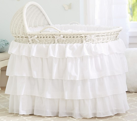 Pottery Barn Bassinet