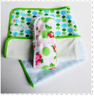 Satsuma Designs Diaper Changing Pad